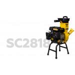 Измельчитель-шредер бензиновый SC2818
