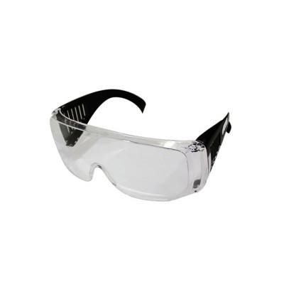 Защитные очки с дужками дымчатые, С1007