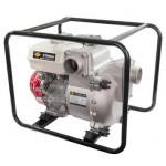 Мотопомпа бензиновая грязевая DDE PTR80H (вых 80мм,HONDA.GX270, напор 27м,1210л/мин,60кг)
