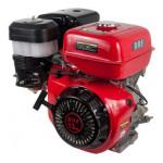 Двигатель бензиновый 4-х тактный 188F-S25G (25.0мм, 13.0л.с., 389 куб.см., фильтр-картридж, датчик уровня масла, генерирующая катушка 80W)