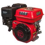 Двигатель бензиновый 4-х тактный 168FB-S20 (20.0мм, 6.5л.с., 196 куб.см., фильтр-картридж, датчик уровня масла)