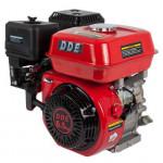 Двигатель бензиновый 4-х тактный 168FB-Q19 (19.05мм, 6.5л.с., 196 куб.см., фильтр-картридж, датчик уровня масла)