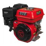Двигатель бензиновый 4-х тактный 170F-S20 (20.0мм, 7.0л.с., 208 куб.см., фильтр-картридж, датчик уровня масла)