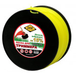 "Леска для триммера Classic line"" (круг) 4,0 мм х 94 м, желтый"