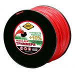 """Speed line"""" (звезда) 2,4 мм х 346 м, красный"""