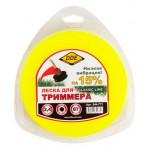 "Леска для триммера Classic line"" (круг) 2,4 мм х 87 м, желтый"