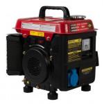 Генератор бензиновый DPG1101i (1ф ном/макс. 0,8/0,9 кВт, 2-х тактн дв, т/бак 2.6 л, ручн/ст, 11кг)