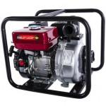 Мотопомпа бензиновая высоконапорная DDE PH50   (вых 50 мм,6,5лc,52м.,33 м куб/час,3,6л,35кг)