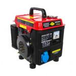Генератор бензиновый DPG1201i (1ф ном/макс. 1,0/1,1 кВт, 2-х тактн дв, т/бак 2.6 л, ручн/ст, 12кг)