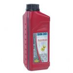 Масло 4-х тактное 5W-30 полусинтетика бензин/дизель DDE ( 1л )