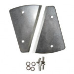 Нож сменный шнека для льда DDE 200 мм (пара)