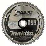 Диск пильный Makita, 355х30/25х3,0мм,120 зуб,для алюминия B-12522