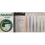 B-13627 Универсальный алмазный диск Neutron Enduro, 400х25,4/20