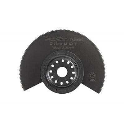 B-21325 Пильный диск Makita TMA006, по дереву и металлу