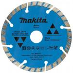 D-51007 Алмазный сигментированный диск, 125х22.23 (D-51007)