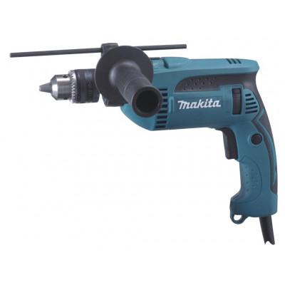 Ударная дрель Makita HP 1640 K (HP1640K)