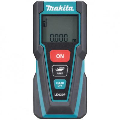 Дальномер лазерный Makita LD 030 P (LD030P)