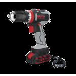 Бесщеточный Аккумуляторный шуруповерт P.I.T  PID03001-12M2/BL