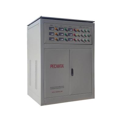 Стабилизатор напряжения РЕСАНТА АСН-150000/3-ЭМ