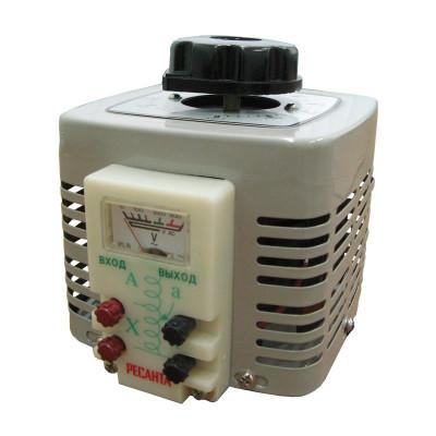 Автотрансформатор РЕСАНТА ТР/0.5 (TDGC2-0.5)