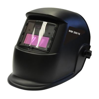"""Упаковка - 20шт, шлем сварочный  """"Хамелеон"""",11DIN,светофильтр90х35мм,шлиф,0.2мс,0.45кг"""