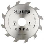 Пильный диск СМТ 180x35x6,0/3,0 15° FLAT Z=18
