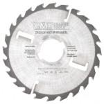 Пильный диск СМТ 300x70x2,7/1,8 18° 10° ATB Z=24+4