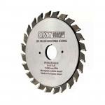 Пильный диск СМТ 100x22x2,8-3,6/ 12° FLAT Z=10+10