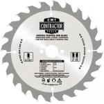 Пильный диск СМТ 190x20 (Feestool® FF)x2,4/1,6 10° 15° ATB Z=48