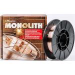 Проволока сварочная для полуавтомата омедненная 1мм (5кг) ТМ Электроды Монолит