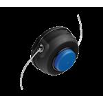 """Головка триммерная T25 3/8"""" R,  полуавтоматическая, для 125С, """"малая"""" кнопка нажатия, для травокосилок <30 куб.см"""