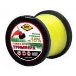 "Леска для триммера  Classic line"" (круг) 1,6 мм х 184 м, желтый"