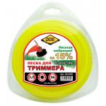 "Леска для триммера Classic line"" (круг) 3,0 мм х 56 м, желтый"