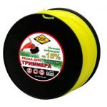 "Леска для триммера Classic line"" (круг) 3,0 мм х 167 м, желтый"