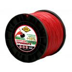 """Speed line"""" (звезда) 3,0 мм х 222 м, красный"""