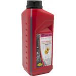 Масло 2-х тактное полусинтетическое DDE  ( 1:50,  1л ) красное