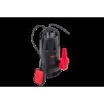 Насос дренажный PSP015005-900/10 (900Вт, напор 10м, производ-ть 12,5куб.м/час, корпус удар. пластик)