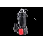 Насос фекальный PSP015017-750/18 (750Вт, напор 18м, произв-ть 13,6куб.м/час, чугун, поплав. выкл.)
