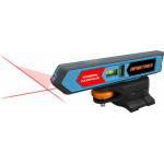 Уровень лазерный ПРАКТИКА линейный на подставке