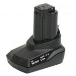 Аккумулятор для METABO ПРАКТИКА 10.8В, 1.5 Ач,  Li-Ion, коробка