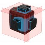 Нивелир лазерный линейный ПРАКТИКА НЛ360-3K